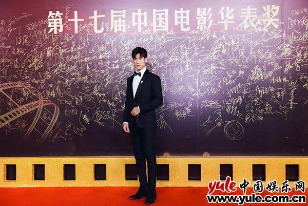李治廷出席中国电影华表奖 新生力量登台献唱资讯生活